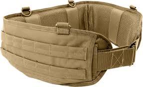 battle belt molle pistol belt padded tactical duty belt for law