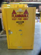 Flammable Liquid Storage Cabinet Location by Justrite 25710 Flammable Liquid Storage Cabinet 12 Gallon Ebay