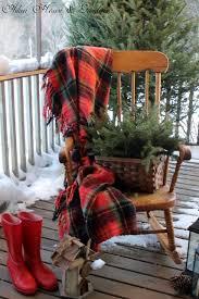 Primitive Decorating Ideas For Outside by 25 Unique Winter Porch Ideas On Pinterest Christmas Porch