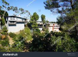 100 Hollywood Hills Houses Los Angeles California Usa June 23 Stock Photo Edit Now 677849176