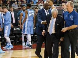 UNC Coach Roy Williams Not Worried About Vertigo's Effects On His ... Dean Smith Papers Now Available For Research In Wilson Library Unc Sketball Roy Williams On The Ceiling Is Roof Basketball Tar Heels Win Acc Title Outright Second Louisvilles Rick Pitino Had To Be Restrained From Going After Kenny Injury Update Heel Blog Ncaa Tournament Bubble Watch Davidson Looking Late Push Sicom Vs Barnes Pat Summitt Always Giving Especially At Coach Clinics Mark Story Robey And Moment Uk Storylines Tennessee Argyle Report North Carolina 1993 2016 Bracket Challenge Page 2