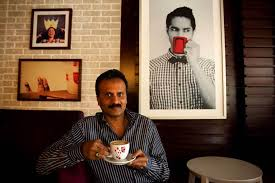Cafe Coffee Day Has Proliferated VG Siddhartha Is One Of The Richest Men In India And Founder Chairman Its