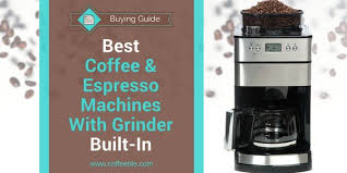12 Best Grind And Brew Coffee Maker Reviews 2018