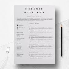 Resume Template Minimalist | CV Template Word - Melanie Resume Templates The 2019 Guide To Choosing The Best Free Overview Main Types How Choose 5 Google Docs And Use Them Muse Bakchos Professional Template Resumgocom Clean Simple 2 Pages Modern Cv Word Cover Letter References Instant Download Mac Pc Lisa Examples By Real People Dancer 45 Minimalist Pillar Bootstrap 4 Resumecv For Developers 3 Page 15 Student Now Business Analyst Mplates