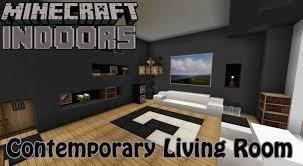 living room ideas minecraft