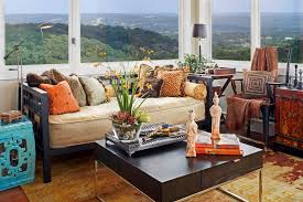 Safari Themes For Living Room by Daybed Covers In Family Room Modern With African Safari Decor Next