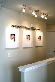 wall mounted track lighting system dmdmagazine home interior