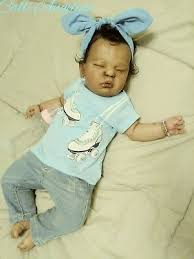 Hispanic Silicone Reborn Baby Dolls For Salemini Reborn Soft