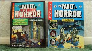 EC Archives Vault Of Horror