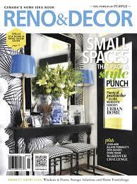 100 Home Decorating Magazines Free Reno Decor Magazine FebMar 2018 By HOMES Publishing