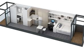 100 Shipping Container House Floor Plans Design