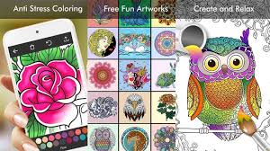 10 Best Adult Coloring Book Apps For Android