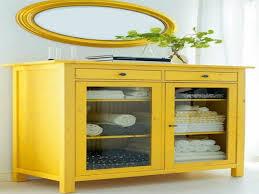 bath cabinet ideas ikea yellow cabinet ikea hemnes linen cabinet
