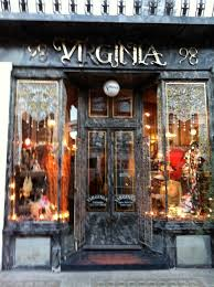 my visit with virginia bates at her west london antique clothing