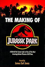The Making Of Jurassic Park Poster