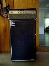 Ampeg V4 Cabinet For Bass by Ampeg V4 Vs V4b Talkbass Com