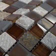 Menards Mosaic Glass Tile by Green Mosaic Tile Backsplash Cabinets Designs Pictures Of