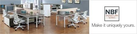 NBF Signature Series plus other fice Furniture National