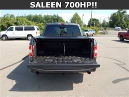 100 Ford Saleen Truck New 2018 F150 Sportruck 4D SuperCrew In Richmond