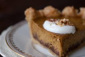 Keeping Pumpkin Pie From Cracking by Spice Kissed Pumpkin Pie Recipe 101 Cookbooks