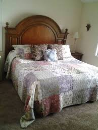 king size master bedroom suite by furniture co