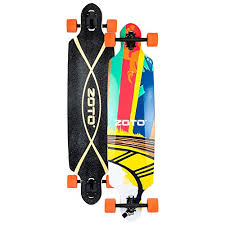 Cheap Downhill Longboard Decks by Zoto 41 Inch Complete Downhill Longboard High Speed Freestyle