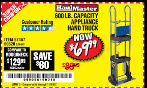 Harbor Freight Tools Coupon Database - Free Coupons, 25 Percent Off ... Hand Truck Washing Machine Appliance Delivery Stock Illustration Trucks Alinum Trucks Kick Back 2 New Added To Mha Fleet Fridge And Milwaukee 800 Lb Capacity Heavy Duty Truckdc40188 The With 3d Rendering Dollies At Lowescom Liftn Buddy Battery Powered Lift Dolly Loanablesutility Appliance Dolly Hand Truck Located In Austin Tx Action Wrap Visual Horizons Custom Signs Dutro All Terrain 1900