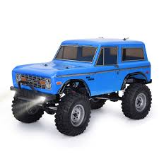 Remo 1071 SJ 1/10 2.4GHz 550 Brushed RC Car Off Road Truck Rock ...
