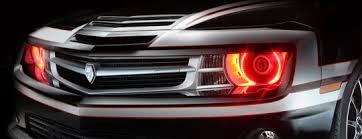 Oracle LED Halo Headlight Lighting Kit Camaro SS 2010 15