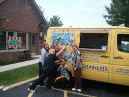 Old Engagement Pictures The Country Flower Mound Ice Cream Truck In