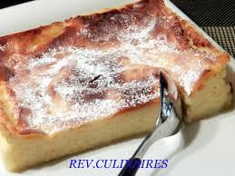 recette avec ricotta dessert migliaccio napolitain gâteau de semoule à la ricotta et