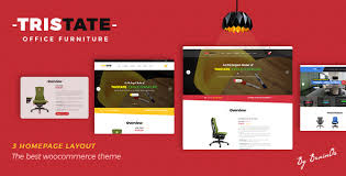 Tristate fice Furniture Woo merce WordPress Theme by themelexus