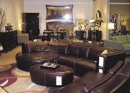 Gabberts Fine Furniture es to second level of HOM showroom