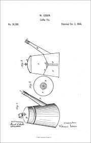 Vacuum Coffee Pots Patents