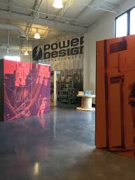 Power Design Inc MAM Exhibit Design