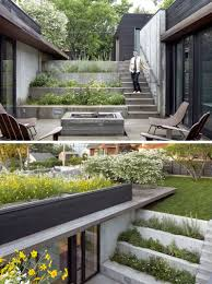 A Lush Green Roof Covers This Home In Missouri | CONTEMPORIST 25 Trending Sloped Backyard Ideas On Pinterest Sloping Modern Terraced House Renovation Idea With Double Outdoor Spaces Pictures Small Garden Terrace Best Image Libraries Designs Backyard Patio Design Ideas Serenity Creek Landscaping With Attractive Block Retaing Wall Loversiq Before After Youtube Backyards Mesmerizing Beautiful Yard Landscape Download Gurdjieffouspenskycom 41 For Yards And