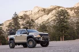 These Chevy Colorado ZR2 Concepts Turn Trucking Up To 11 - The Drive Midsize Market Heats Up With Introduction Of 2015 Chevrolet Trifecta Cold Air Intake Cai For Gm Mid Size Truck Four Allnew Pickups Will Explode The Midsize Bestride Colorado Barbados Pickup Texas Testdriventv May Build New In Us Is It The 2018 Midsize Canada Reusable Kn Filter Upgrades Performance And 2016 Chevy Can Steal Fullsize Thunder Full Zr2 Concept Unveiled Medium Duty Work Info