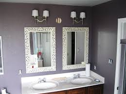 Bathroom : Framed Mirrors For Sale Bathroom Mirror Ideas Wall ... Mirror Ideas For Bathroom Double L Shaped Brown Finish Mahogany Rustic Framed Intended Remodel Unbelievably Lighting White Bath Oval Mirrors Best And Elegant Selections For 12 Designs Every Taste J Birdny Luxury Reflexcal Makeover Framing A Adding Storage Youtube Decorative Trim Creative Decoration Fresh 60 Unique