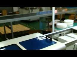 led production line machine