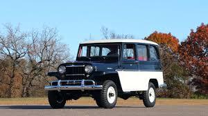 100 Willys Jeep Truck 1961 Wagon F1751 Kissimmee 2017