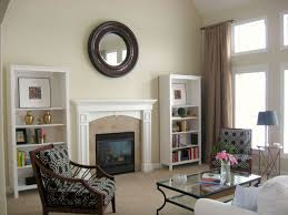 Popular Living Room Colors 2014 by Interior Charming Neutral Living Room Design Ideas With Square