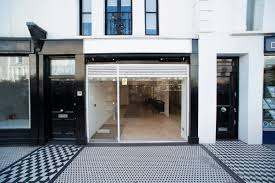 100 Westbourn Grove E Pop Up Boutique Storefront