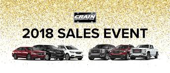 Crain Buick GMC - New & Used Vehicles In Conway