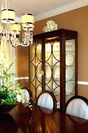 Dining Room China Cabinet Contemporary Traditional With Display Image Modern Cabinets Chin