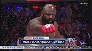 Street Fighter And MMA Pioneer Kimbo Slice Dead At 42 | 6abc.com Read About Kimbo Slices Mma Debut In Atlantic City Boxingmma Slice Was Much More Than A Brawler Dawg Fight The Insane Documentary Florida Backyard Fighting Legendary Street And Fighter Dies Aged 42 Rip Kimbo Slice Fighters React To Mmas Unique Talent Youtube Pinterest Wallpapers Html Revive Las Peleas Callejeras De Videos Mmauno 15 Things You Didnt Know About Dead At Age Network Street Fighter Reacts To Wanderlei Silvas Challenge Awesome Collection Of Backyard Brawl In Brawls