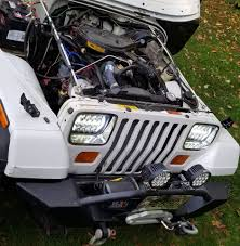 100 Novak Conversions Sure Knows How To Jeep YJ V8 Project APEX