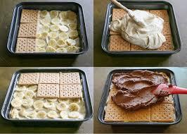 wunderbares bananen butterkeks dessert ohne backen
