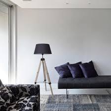 tripod stehle dreibein stehleuchte wohnzimmerle standleuchte für wohnzimmer schlafzimmer e27 schwarz