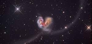 Galaxy NGC 3957