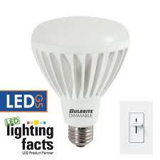 14 watt dimmable led br30 reflector medium e26 base soft white